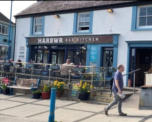 Harbwr - Eating out Saundersfoot