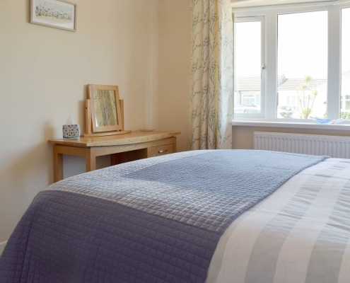 Double Bed - Saundersfoot Pembrokeshire